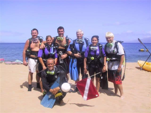 Fun Scuba Diving Tour