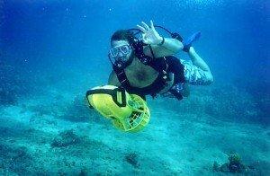 Maui Scooter Dive
